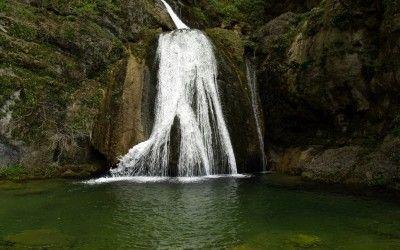 Cascadas del río Mundo