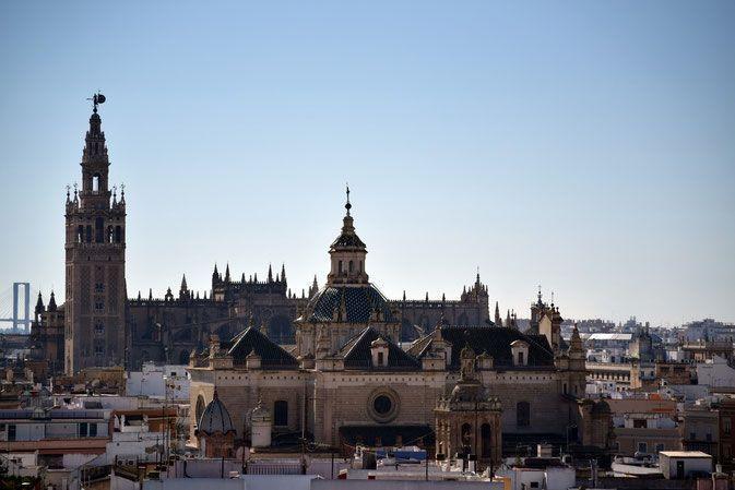 Presentación de Andalucia Travel Bloggers, en Sevilla