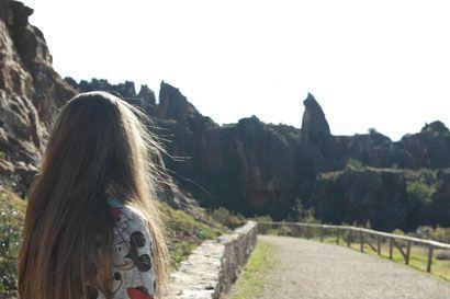 Cerro del hierro y Cascadas del Huéznar. Sierra Norte de Sevilla