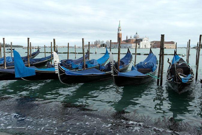 Venecia: Una fantasía sobre el acqua.