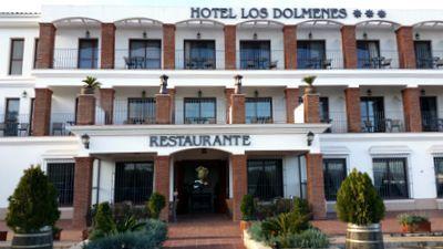 Hotel los Dólmenes en Antequera