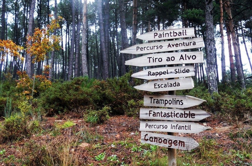Pena Aventura Park.