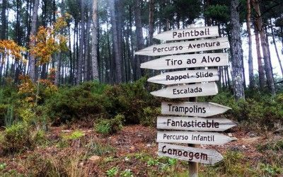 Parque Pena Aventura
