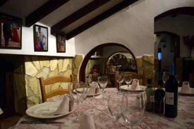 Restaurante Plaza de Toros en Antequera