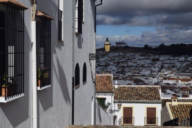Ruta por la ciudad de Antequera