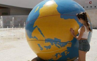 La vuelta al mundo,nos vamos a FITUR. Feria Internacional de Turismo.