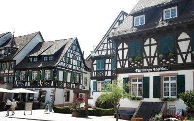 Ruta en coche por Alemania: Desde Frankfurt a la Selva negra