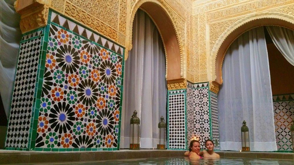 málaga,Hammam de Al Andalus