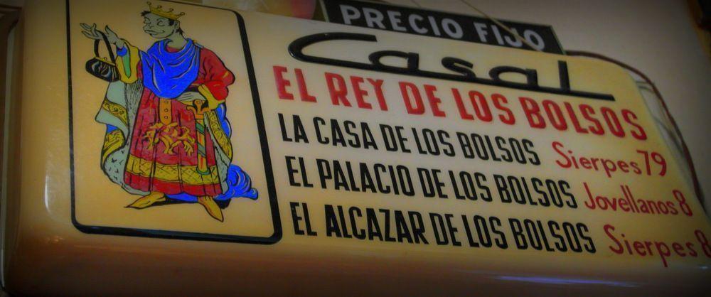 Bolsos Casal Sevilla