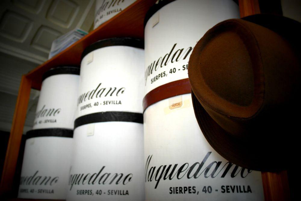 Sombrerería Maquedano