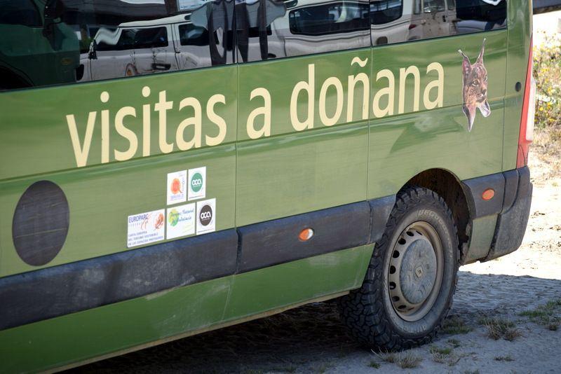 visitas a Doñana
