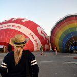 Paseo en globo por Guadix y sus badlands