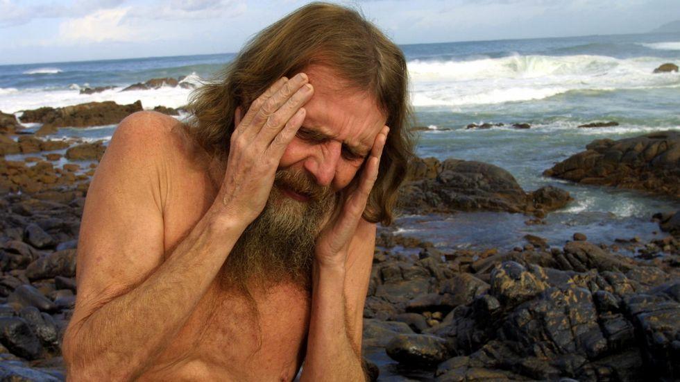 El alemán de la Costa da Morte que murió de pena por culpa del chapapote