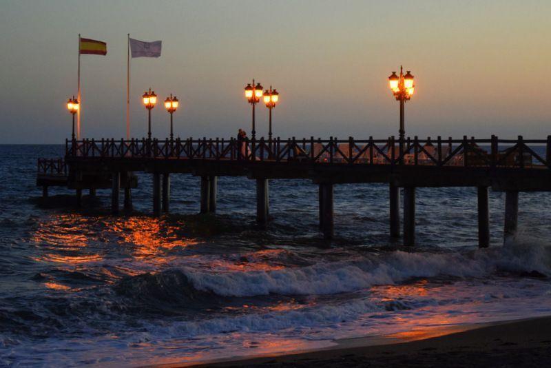 Escapadas románticas: Marbella