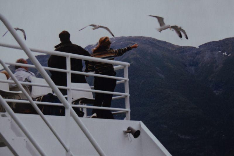 Qué aprendí en el fiordo de los sueños; Noruega