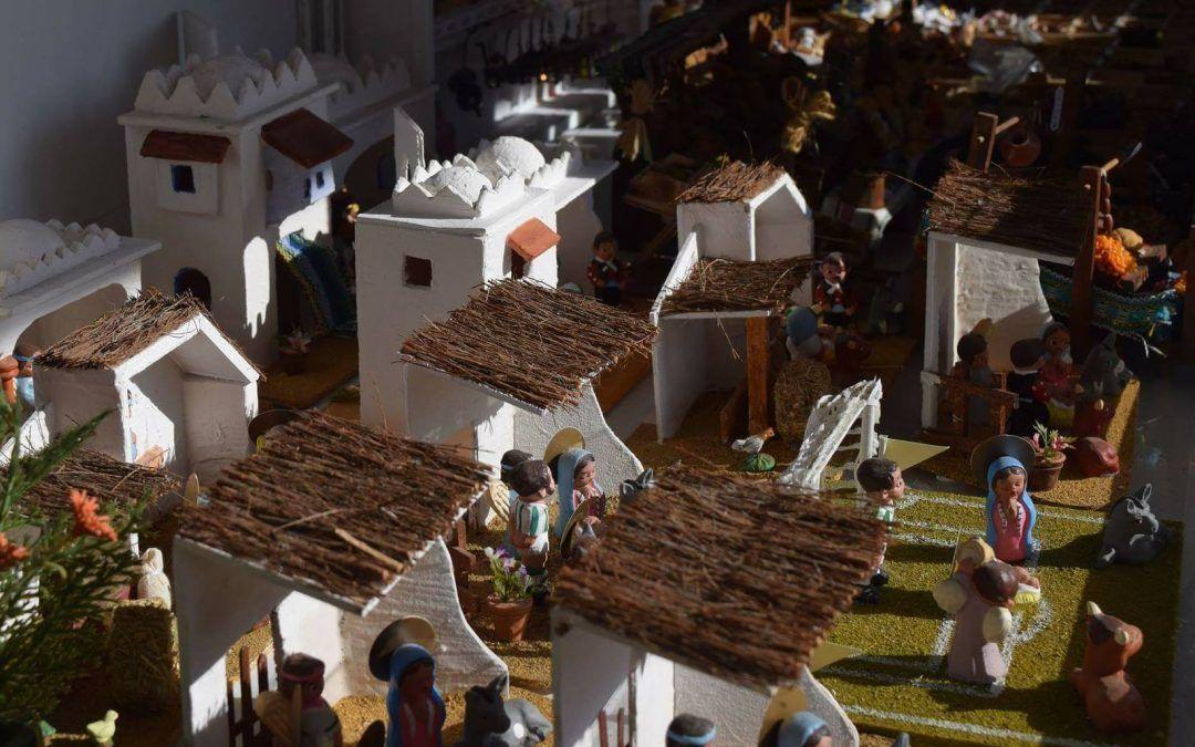 Sevilla en Navidad: Belénes y coros de campanilleros