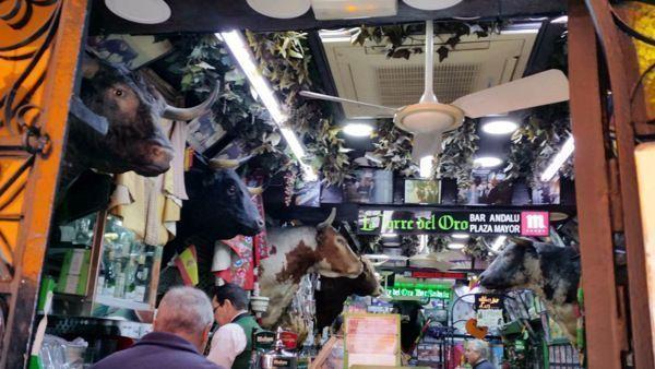 Consignas en Atocha