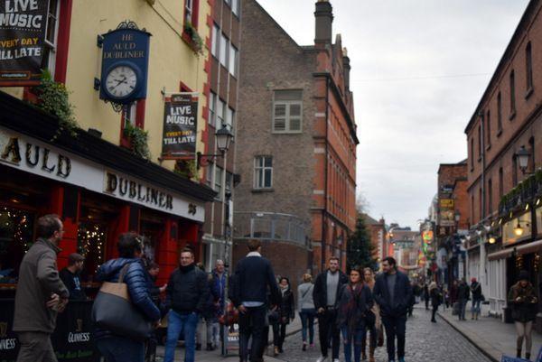 Cómo y qué visitar en Dublín con la Dublín Pass