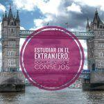 Estudiar en el extranjero: Documentos necesarios para los menores