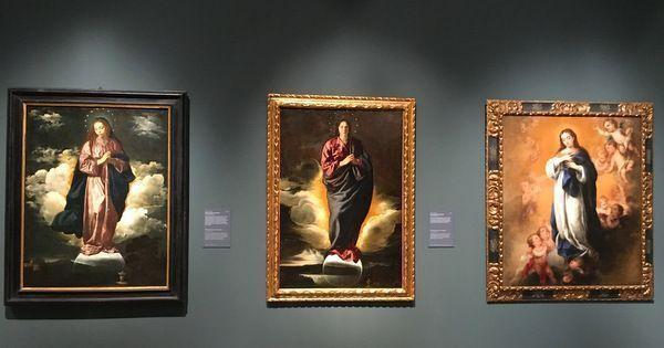 Exposición Velázquez Murillo