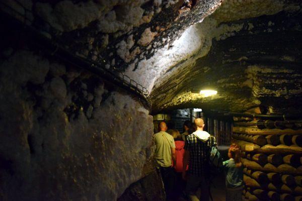 las minas de sal de Wieliczka (1)