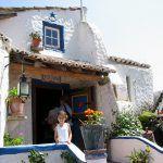 Una aldea en miniatura típica portuguesa, el museo Etnográfico de Sobreiro