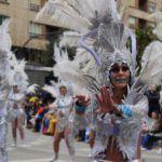 El carnaval de Badajoz, derroche de color e imaginación