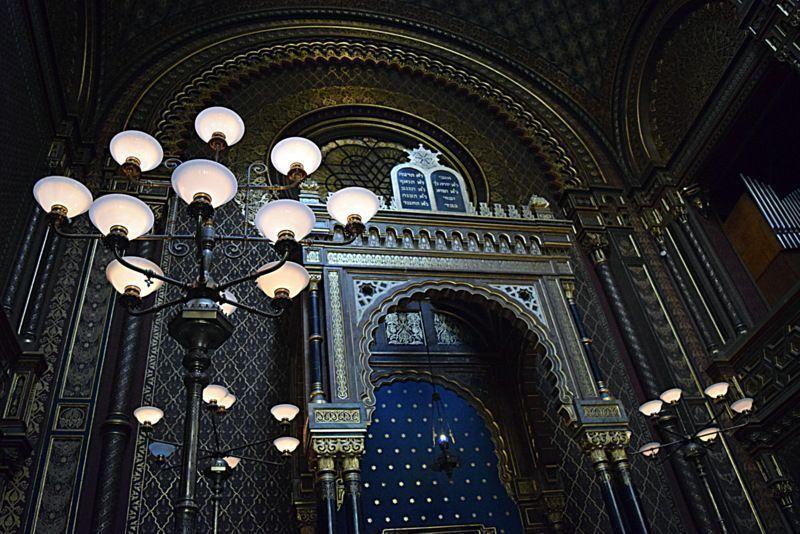 ruta por las sinagogas de Praga (1)