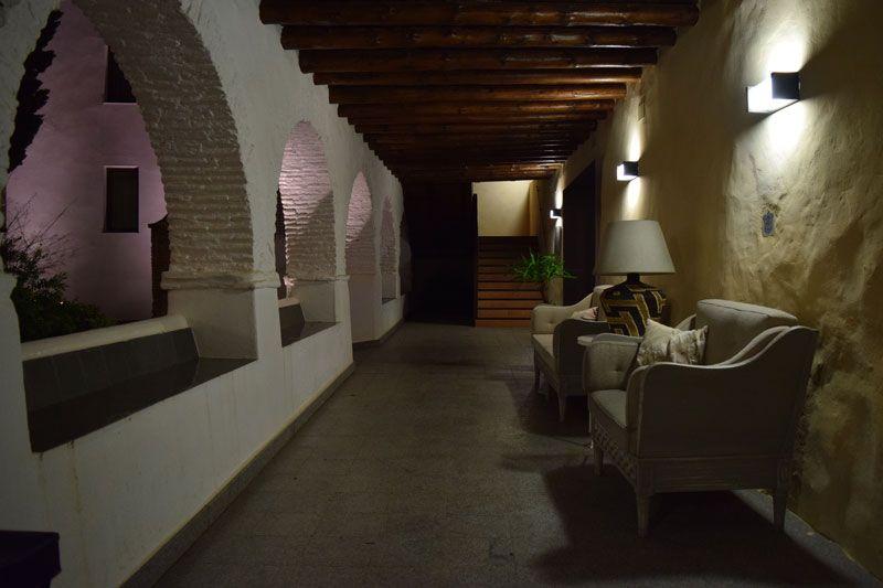 Hotel Convento de Aracena, un retiro de relax en la Sierra de Huelva