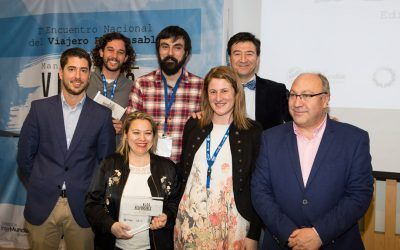 Mi ruta Primer finalistas en el premio Blog responsable del año