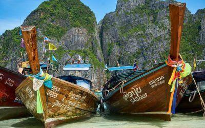 Tailandia y el turismo responsable con elefantes
