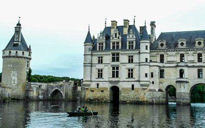Ruta en coche por los mejores Castillos del Loira