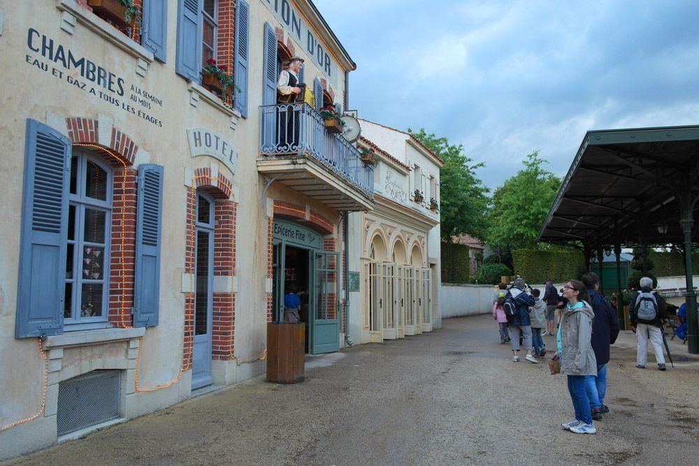 El Puy du Fou el mejor parque temático donde vivir la historia de Francia