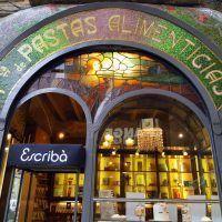 Mi ruta por las tiendas, cafés y restaurantes modernistas de Barcelona