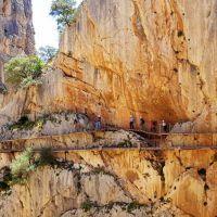 El Caminito del Rey, el sendero más espectacular de Andalucía