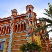La Casa Vicens, la primera casa de Gaudí en Barcelona