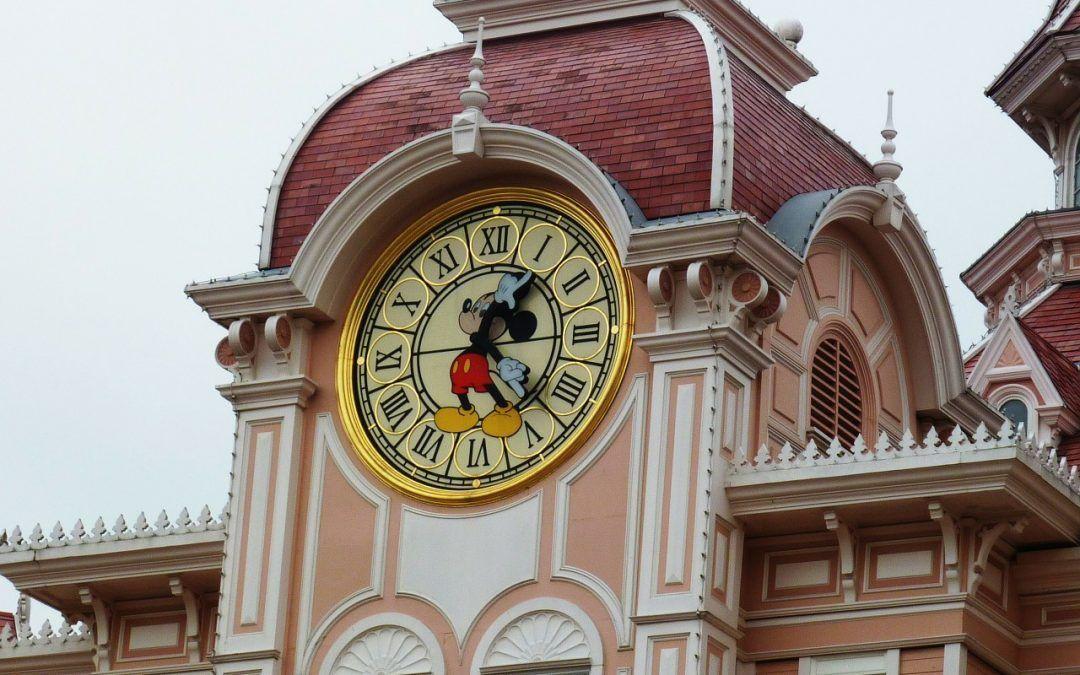 Visitar el parque de atracciones Disneyland París