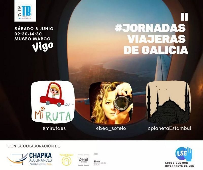 II Jornadas viajeras de Galicia