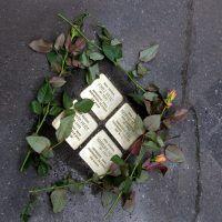 Tropezando con la historia más triste: El proyecto Stolpersteine