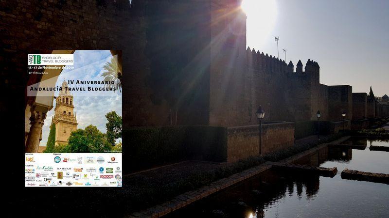 blogtrip IV aniversario de Andalucia travel blogger
