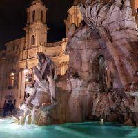 Una ruta por las fuentes de Roma que no te debes perder