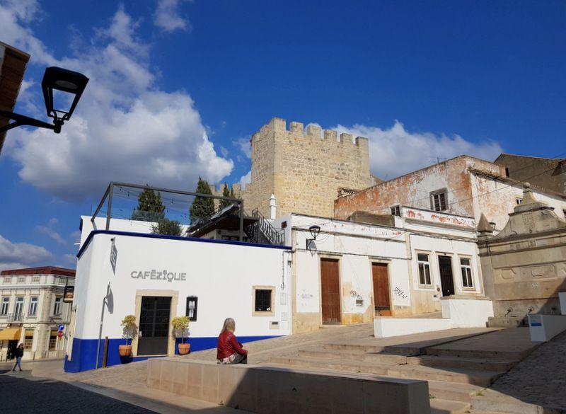 Ruta por el Algarve portugués en coche eléctrico: Segunda etapa Olhao-Sao Bras de Alportel-Loulé