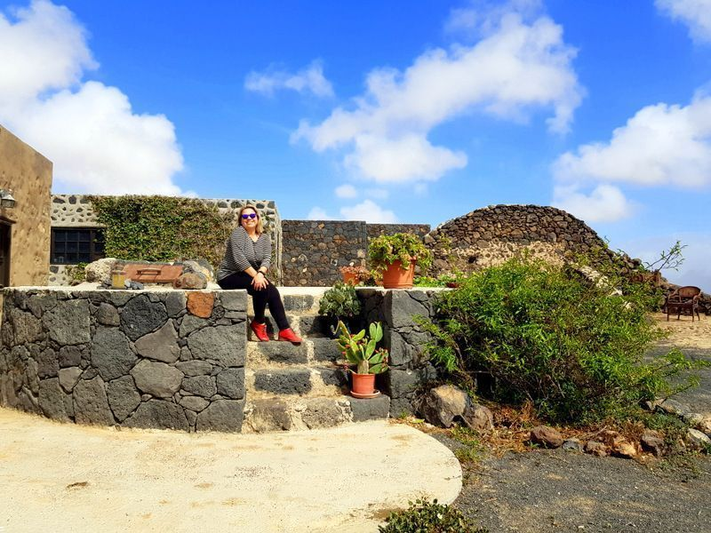 La Joya del Jable, un alojamiento sostenible en Lanzarote