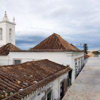 Ruta por el Algarve portugués en coche eléctrico:Primera etapa Tavira