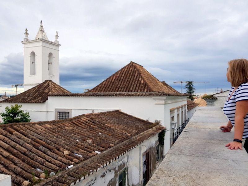 Ruta por el Algarve portugués en coche eléctrico:Tavira