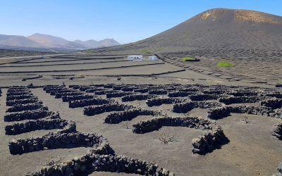 La Gería: Ruta turística por Lanzarote en coche eléctrico (segunda etapa)