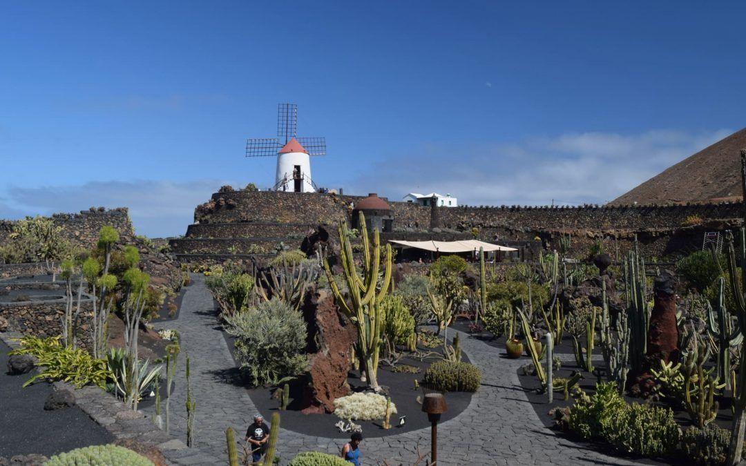 Ruta por el norte de Lanzarote en coche eléctrico: tercera etapa Cesar Manrique