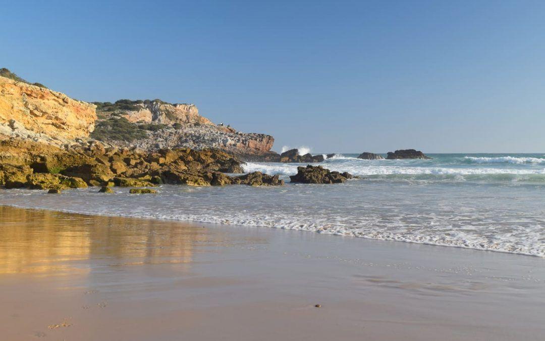 diez playas solitarias del Algarve