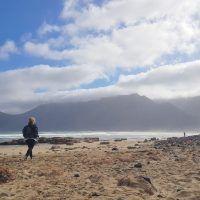 Las mejores playas de Lanzarote para recorrerlas en coche eléctrico (Quinta etapa)