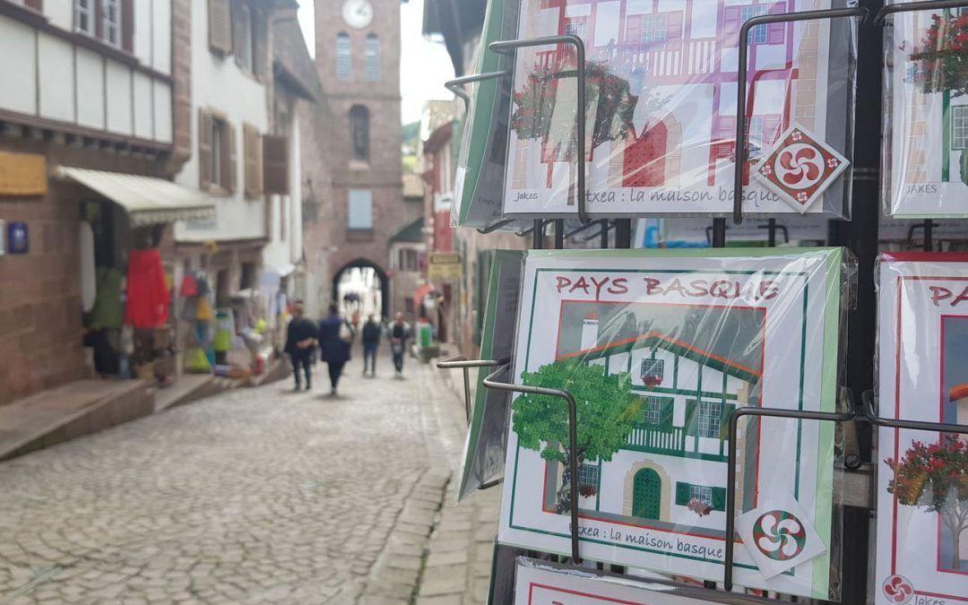 Los pueblos más bonitos del interior del país vasco francés